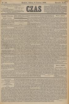 Czas. R.42, Ner 131 (8 czerwca 1889)