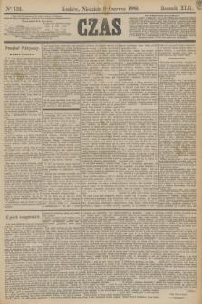 Czas. R.42, Ner 132 (9 czerwca 1889)
