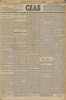 Czas. R.42, Ner 135 (14 czerwca 1889)