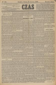 Czas. R.42, Ner 136 (15 czerwca 1889)