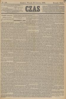 Czas. R.42, Ner 138 (18 czerwca 1889)