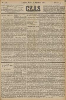 Czas. R.42, Ner 139 (19 czerwca 1889)