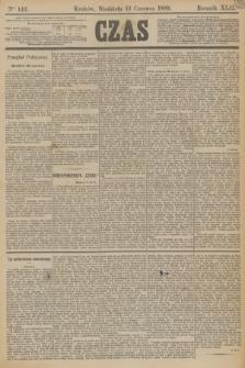 Czas. R.42, Ner 142 (23 czerwca 1889)