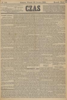 Czas. R.42, Ner 143 (25 czerwca 1889)