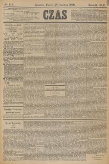 Czas. R.42, Ner 146 (28 czerwca 1889)