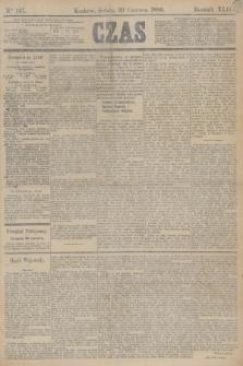 Czas. R.42, Ner 147 (29 czerwca 1889)
