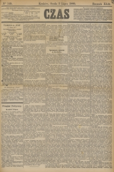 Czas. R.42, Ner 149 (3 lipca 1889)