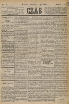 Czas. R.42, Ner 150 (4 lipca 1889)