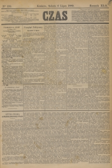 Czas. R.42, Ner 152 (6 lipca 1889)