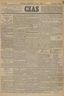 Czas. R.42, Ner 153 (7 lipca 1889)