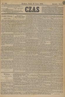 Czas. R.42, Ner 155 (10 lipca 1889)