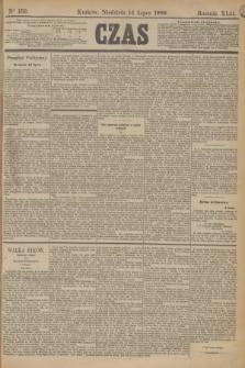 Czas. R.42, Ner 159 (14 lipca 1889)