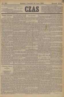 Czas. R.42, Ner 162 (18 lipca 1889)