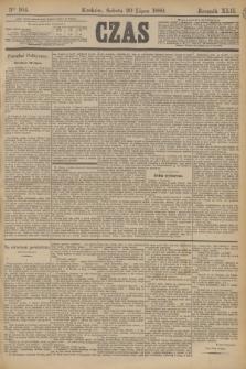 Czas. R.42, Ner 164 (20 lipca 1889)