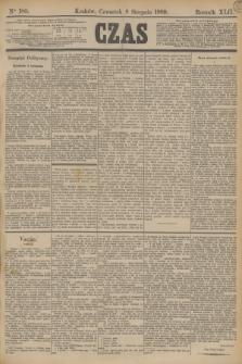 Czas. R.42, Ner 180 (8 sierpnia 1889)