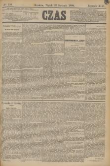 Czas. R.42, Ner 192 (23 sierpnia 1889)