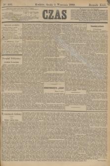Czas. R.42, Ner 202 (4 września 1889)