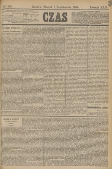 Czas. R.42, Ner 231 (8 października 1889)