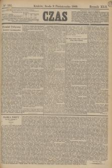 Czas. R.42, Ner 232 (9 października 1889)