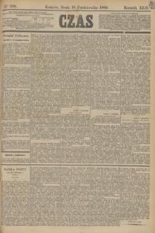 Czas. R.42, Ner 238 (16 października 1889)