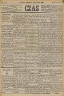 Czas. R.42, Ner 277 (1 grudnia 1889)