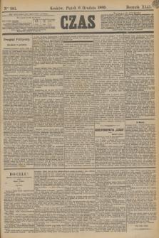 Czas. R.42, Ner 281 (6 grudnia 1889)