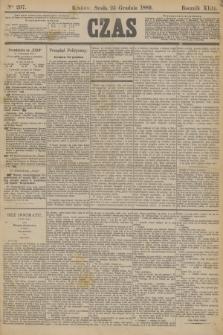 Czas. R.42, Ner 297 (25 grudnia 1889)