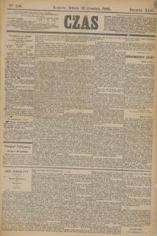Czas. R.42, Ner 298 (28 grudnia 1889)