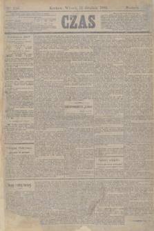 Czas. R.42, Ner 300 (31 grudnia 1889)