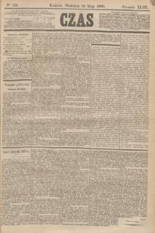 Czas. R.43, Ner 119 (25 maja 1890)