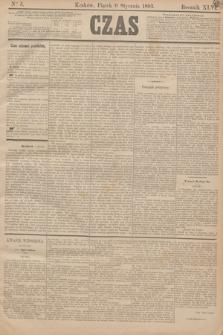 Czas. R.46, Ner 5 (6 stycznia 1893)