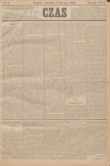 Czas. R.46, Ner 6 (8 stycznia 1893)