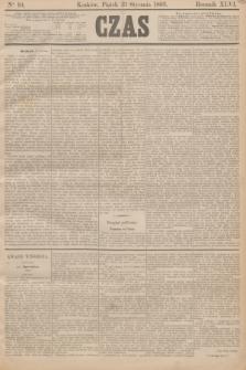 Czas. R.46, Ner 10 (13 stycznia 1893)