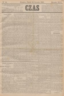 Czas. R.46, Ner 16 (20 stycznia 1893)