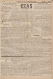 Czas. R.46, Ner 23 (28 stycznia 1893)