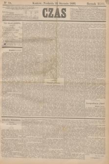 Czas. R.46, Ner 24 (29 stycznia 1893)