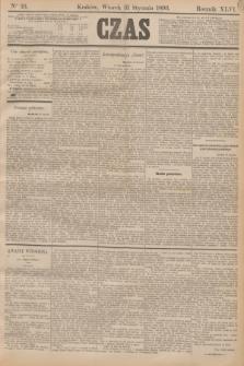 Czas. R.46, Ner 25 (31 stycznia 1893)