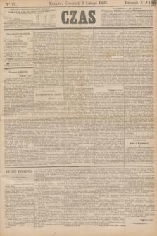 Czas. R.46, Ner 27 (2 lutego 1893)