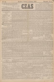 Czas. R.46, Ner 28 (4 lutego 1893)