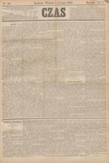 Czas. R.46, Ner 30 (7 lutego 1893)