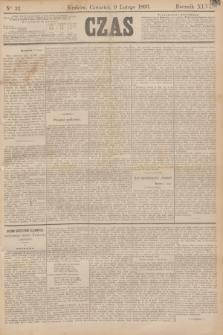 Czas. R.46, Ner 32 (9 lutego 1893)