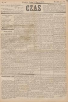 Czas. R.46, Ner 49 (1 marca 1893)
