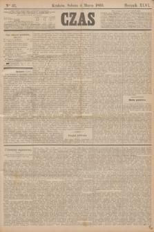 Czas. R.46, Ner 52 (4 marca 1893)