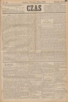 Czas. R.46, Ner 54 (7 marca 1893)
