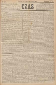 Czas. R.46, Ner 60 (14 marca 1893)