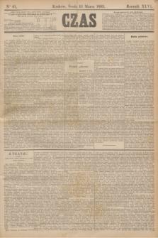 Czas. R.46, Ner 61 (15 marca 1893)