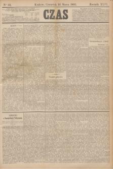 Czas. R.46, Ner 62 (16 marca 1893)