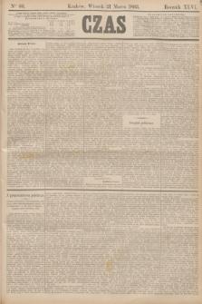 Czas. R.46, Ner 66 (21 marca 1893)