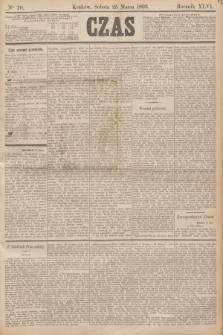 Czas. R.46, Ner 70 (25 marca 1893)