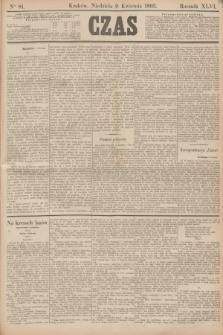 Czas. R.46, Ner 81 (9 kwietnia 1893)